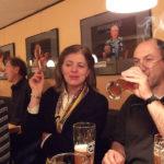 Klassentreffen 2007: Wollner, Hagedorn, Schäfer