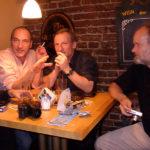 Klassentreffen 2007: Lohmeyer, Wekel, Werner, Grenz