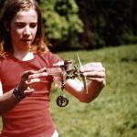 In den 70ern: Arno Garrels