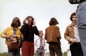 Klassenfahrt '74